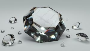 diamonds earn what you're really worth