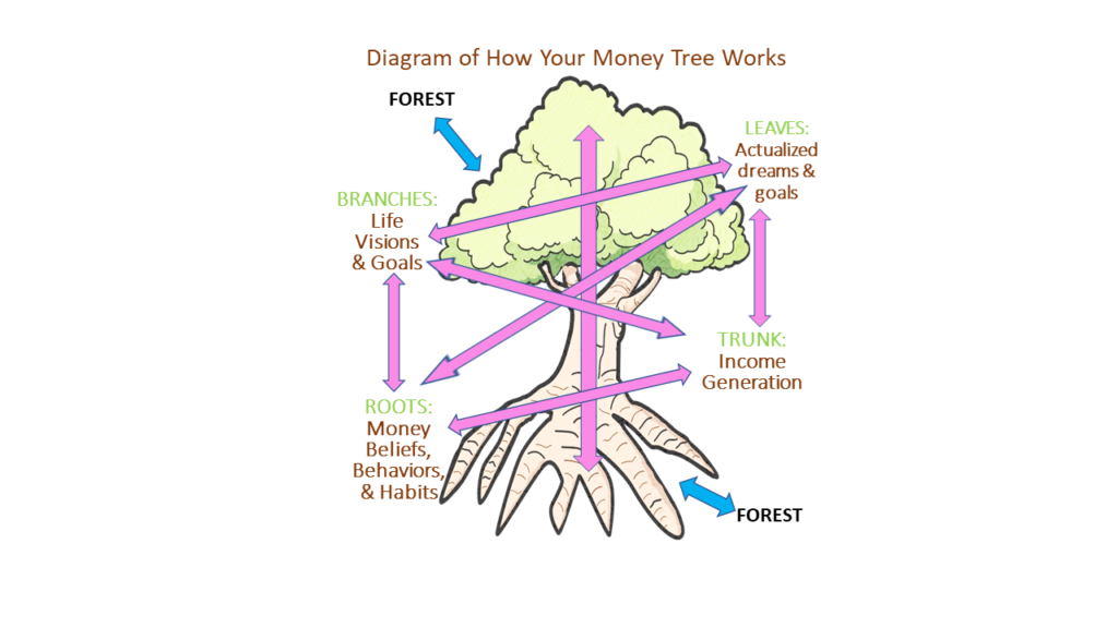money tree diagram